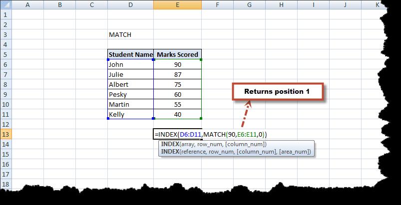 Excel Functions Tutorial (1)